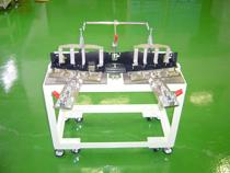 治具 製作 熱カシメ 検査治具 プレス機